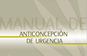 Manual Anticoncepción de Urgencia SEC